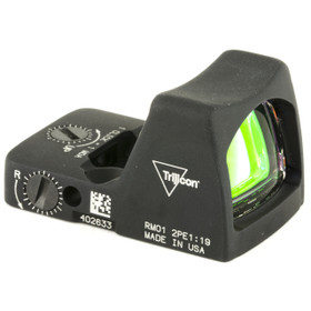 TRIJICON RMR TYPE 2 LED SIGHT - 3.25 MOA LED RED DOT BLACK