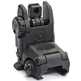MAGPUL MBUS REAR SIGHT BLACK