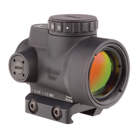 TRIJICON MRO - 2.0 MOA ADJUSTABLE RED DOT WITH LOW MOUNT