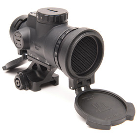 TRIJICON MRO PATROL 2.0 MOA ADJUSTABLE RED DOT WITH 1/3 CO-WITNESS QUICK RELEASE MOUNT
