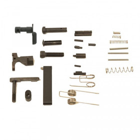 GUNTEC USA AR15 LOWER PARTS KIT WITHOUT FIRE CONTROL GROUP AND GRIP