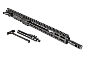 "ZEV TECH AR15 COMPLETE BILLET 16"" 5.56 UPPER"