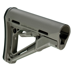 MAGPUL CTR CARBINE STOCK - COMMERCIAL FOLIAGE GREEN