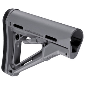 MAGPUL CTR CARBINE STOCK - COMMERCIAL GRAY