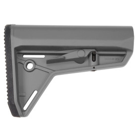 MAGPUL MOE SL CARBINE STOCK - COMMERCIAL GRAY