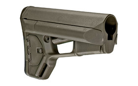 MAGPUL ACS CARBINE STOCK - COMMERCIAL OD GREEN GREEN