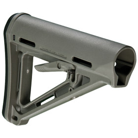 MAGPUL MOE CARBINE STOCK - COMMERCIAL FOLIAGE GREEN
