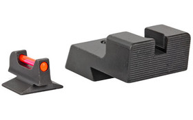TRIJICON FIBER SIGHT SET - 1911 NOVAK LOW CUT