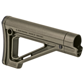MAGPUL MOE FIXED CARBINE STOCK - COMMERCIAL OD GREEN