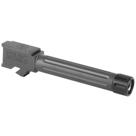 CMC GLOCK 19 FLUTED THREADED BARREL BLACK