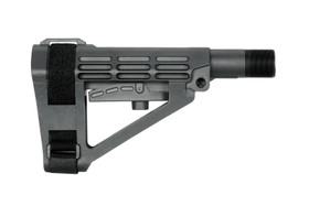 SB TACTICAL SBA4 STABILIZING BRACE BLACK