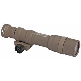 SUREFIRE M600DF DUAL FUEL LED SCOUT LIGHT - DESERT TAN