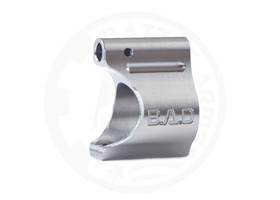 BATTLE ARMS LIGHT WEIGHT LOW PROFILE TITANIUM GAS BLOCK - .625IN DIA