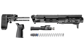 MAXIM DEFENSE PDX KIT - UPPER / BRACE 5.56 BLACK