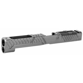 ZEV TECHNOLOGIES Z34 ORION STRIPPED SLIDE WITH RMR PLATE, 4TH GEN, GRAY