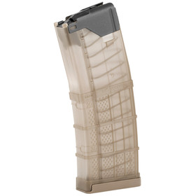 LANCER SYSTEMS L5AWM 5.56 MAGAZINE - TRANSLUCENT DARK EARTH
