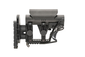 LUTH-AR MBA-3 CARBINE STOCK BLACK