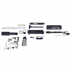 GUNTEC USA COMPLETE AR-15 5.56 ULTRALIGHT SERIES PISTOL KIT (NO LOWER)