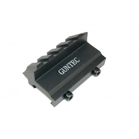 GUNTEC 45 DEGREE 4 SLOT ANGLE MOUNT