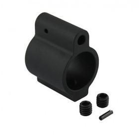 GUNTEC AR-15 ALUMINUM LOW PROFILE .750 GAS BLOCK