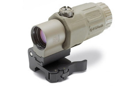 EOTECH MODEL G33 FIXED 3X MAGNIFIER TAN