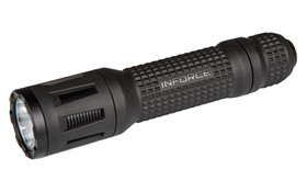 INFORCE TFX LIGHTS BLACK
