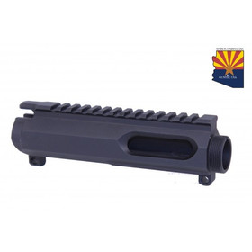 PRE ORDER - GUNTEC AR15 9MM DEDICATED STRIPPED BILLET UPPER RECEIVER