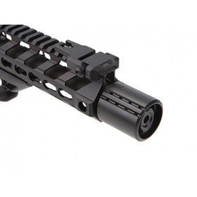 FORTIS CONTROL SHIELD & BLACK NITRIDE MUZZLE BRAKE - BUNDLE PACK