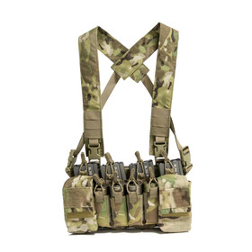 HALEY STRATEGIC D3CRX CHEST RIG MULTICAM
