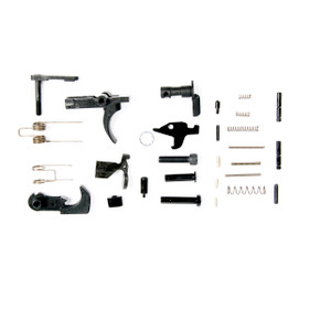 LBE AR15 LOWER PARTS KIT – NO PISTOL GRIP OR TRIGGER GUARD