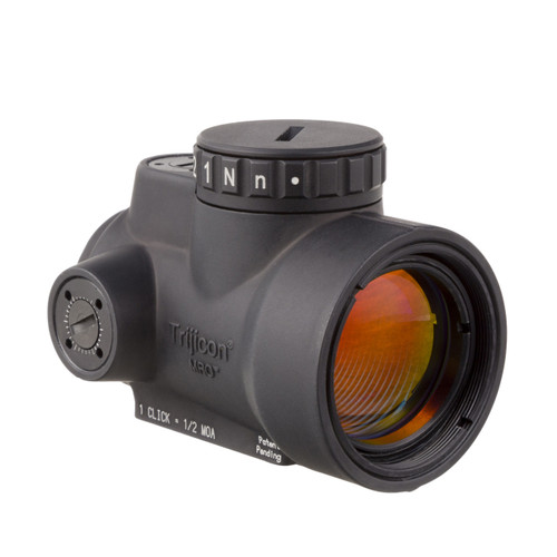 TRIJICON MRO - 2.0 MOA ADJUSTABLE RED DOT (WITHOUT MOUNT)