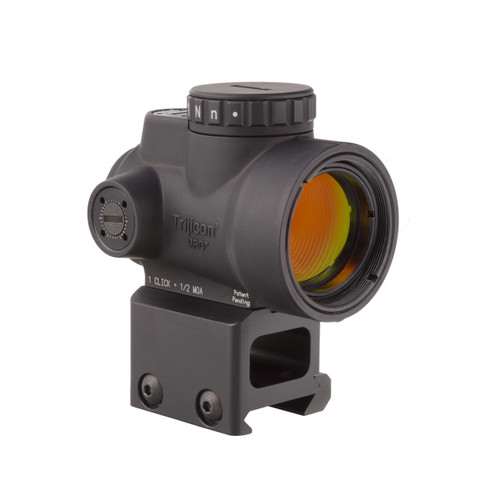 TRIJICON MRO - 2.0 MOA ADJUSTABLE RED DOT WITH LOWER 1/3 CO-WITNESS MOUNT