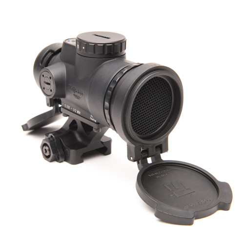 TRIJICON MRO PATROL 2.0 MOA ADJUSTABLE RED DOT WITH FULL CO-WITNESS QUICK RELEASE MOUNT