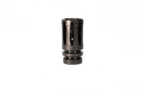 PATRIOT DEFENSE GEAR 9MM A2 FLASH HIDER 1/2-36