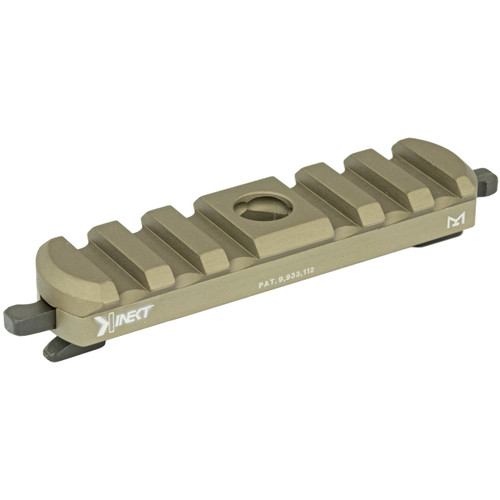 KINETIC DEVELOPMENT GROUP KINECT MLOK QD SWIVEL MOUNT - EXTENDED FDE