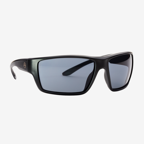 MAGPUL TERRAIN EYEWEAR Matte Black Frame / Gray Lens / No Mirror Non-polarized