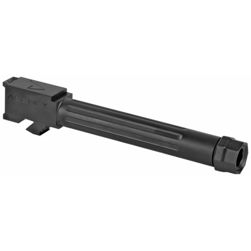 AGENCY ARMS MID LINE MATCH GRADE DROP-IN BARREL (COMPATIBLE WITH GLOCK 17 GEN 5) - THREADED - DLC