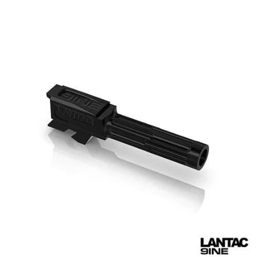 LANTAC USA GLOCK 9INE G43 NON-THREADED UPGRADE BARREL BLACK