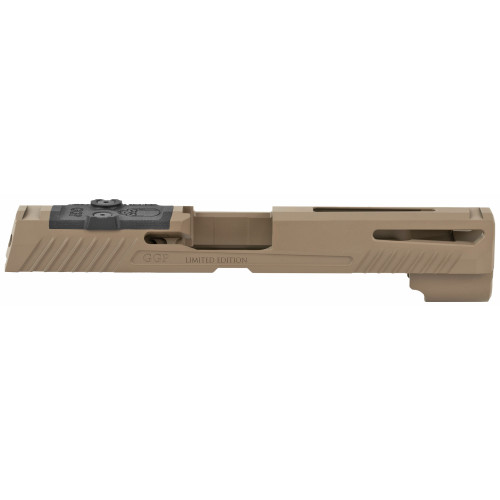 GREY GHOST PRECISION GGP320 FULL SIZE SLIDE FDE CERAKOTE