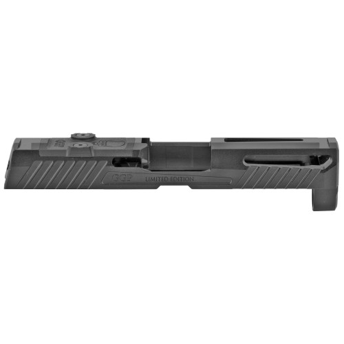 GREY GHOST PRECISION GGP320 COMPACT SLIDE BLACK DLC