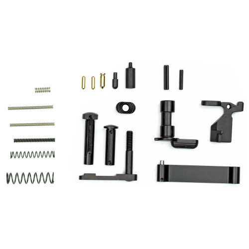 CMC TRIGGERS COMPLETE LOWER RECEIVER PARTS KIT FOR AR-15