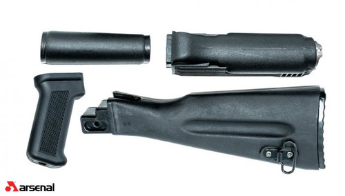 ARSENAL INC BLACK SET WARSW US LENGTH BUTTSTOCK