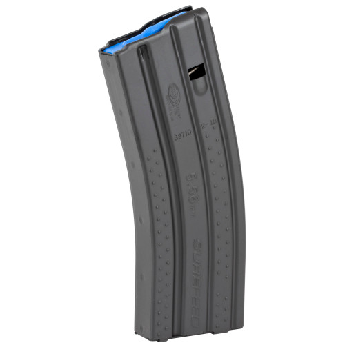 SUREFEED MAGAZINE - OKAY INDUSTRIES, INC. E2 AR15 .223 REM/5.56 30-ROUND MAGAZINE- BLACK