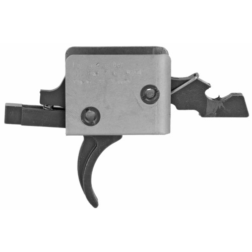 CMC AR-15 / AR-10 SINGLE STAGE DROP-IN TRIGGER - 3.5 LB CURVED