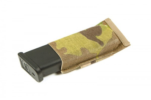 BLUE FORCE GEAR TEN-SPEED SINGLE PISTOL MAG POUCH MULTICAM