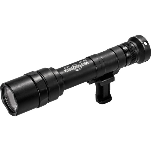 SUREFIRE SCOUT LIGHT® PRO 6-VOLT ULTRA-HIGH-OUTPUT LED SCOUT LIGHT® PRO W/ Z68 TAILCAP BLACK