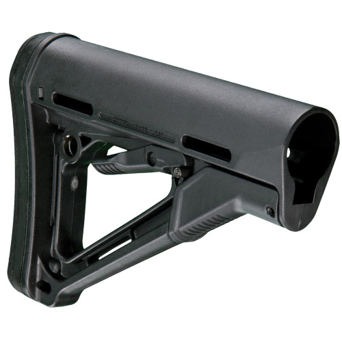 MAGPUL CTR CARBINE STOCK - COMMERCIAL BLACK