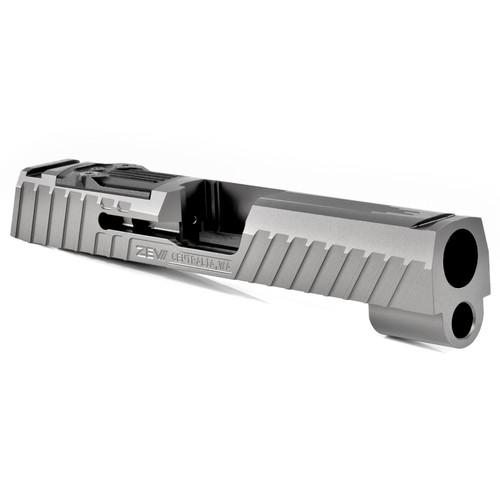 ZEV TECHNOLOGIES Z365XL OCTANE SLIDE WITH RMSC OPTIC CUT, GRAY