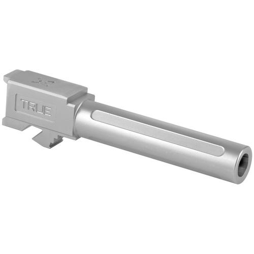 TRUE PRECISION GLOCK 19, 19X, & G45 NON-THREADED BARRELS (GEN 1-5 COMPATIBLE) STAINLESS