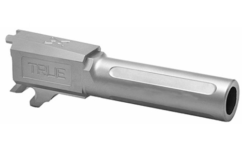 TRUE PRECISION SIG P365 NON-THREADED BARREL STAINLESS STEEL